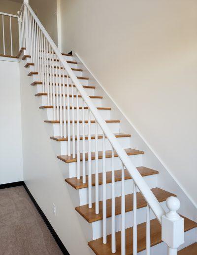 The Bowdoin | Loft Stairwell